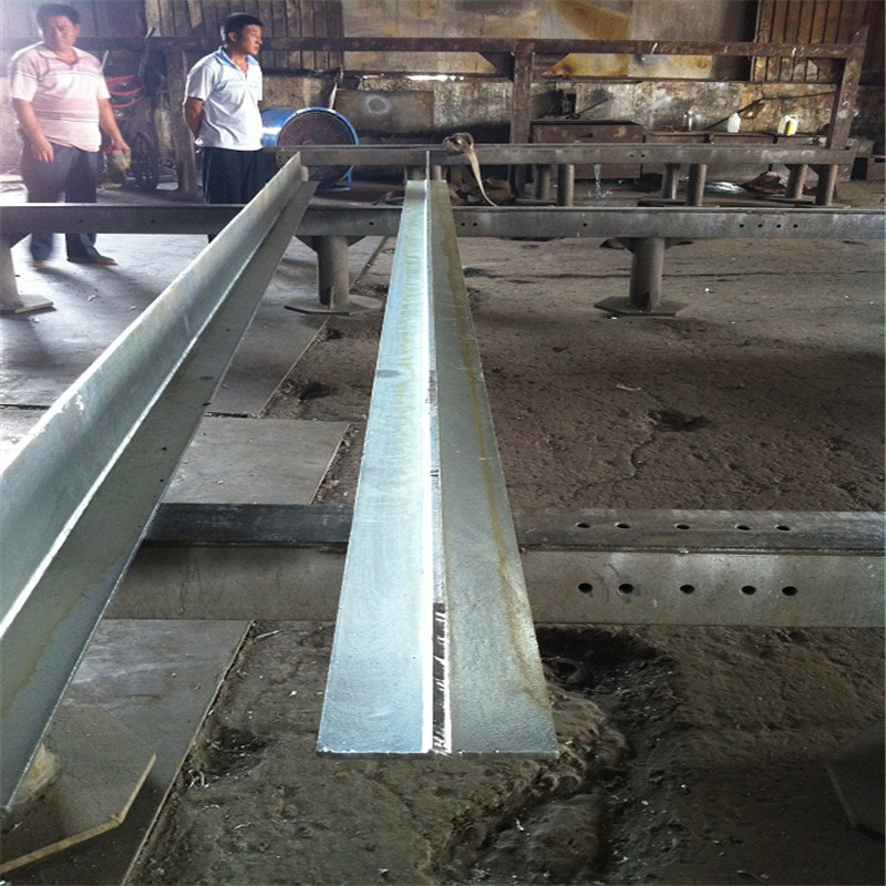 210*100*12*12焊接T型钢